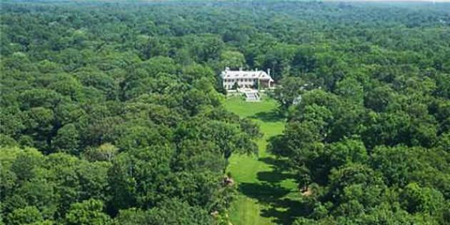 No. 17 Most Expensive Home Sold (tie): Greenwich Meadow Lane mansion