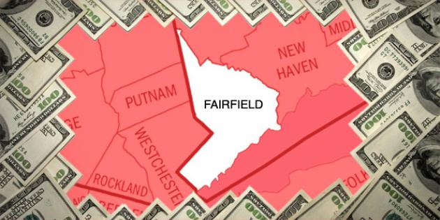 Most property tax paid in Connecticut: Fairfield County