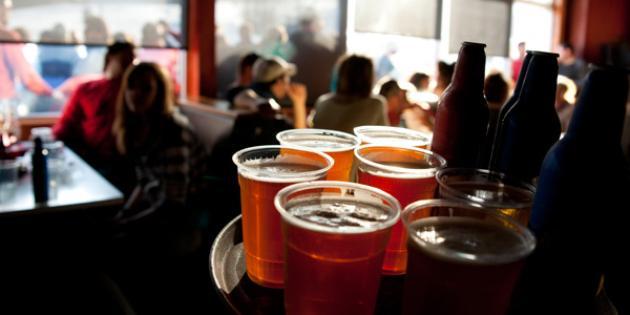 No. 15 Biggest Beer Drinker: Maine