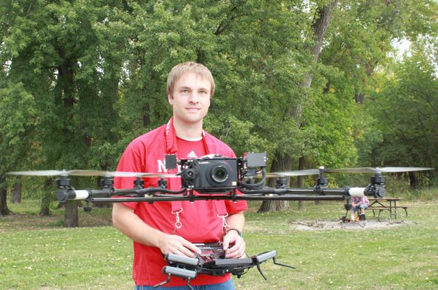 Drones for News Gathering