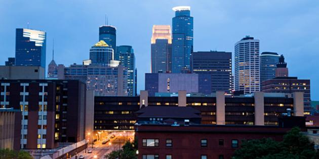 No. 13 City for Tech Jobs: Minneapolis-St. Paul
