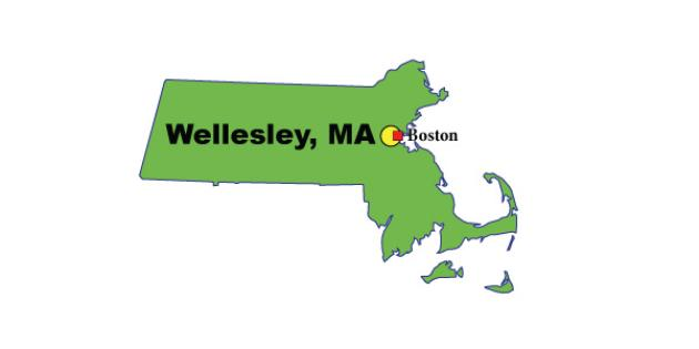 Most Expensive Suburb in Massachusetts: Wellesley