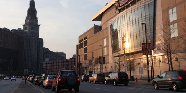 No. 1 Cleveland