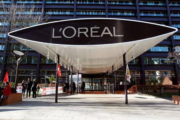 34. L'Oréal