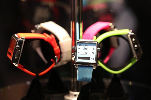 Smartwatches (2013)