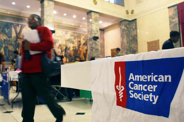 48. American Cancer Society