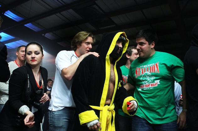 Fight Night 2013