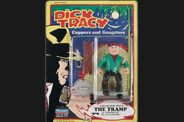 Dick Tracy Tramp Action Figure