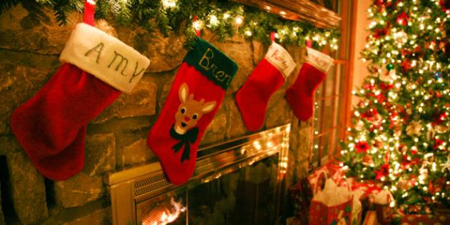 No. 10 Hot Holiday Import:  Christmas stockings and decorations