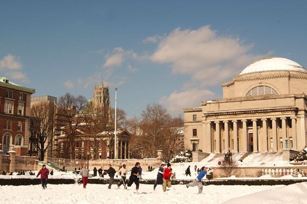 13. Columbia University
