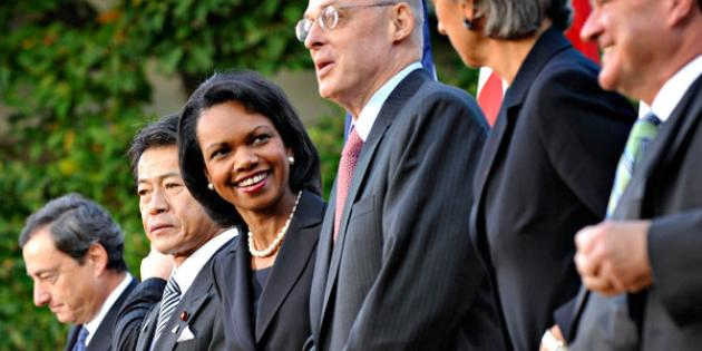 Condoleezza Rice: U.S. State Dept.