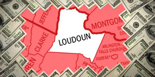 Most property tax paid in Virginia: Loudoun County