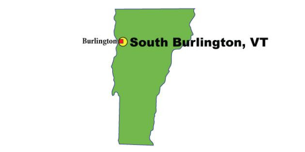 Most Expensive Suburb in Vermont: South Burlington