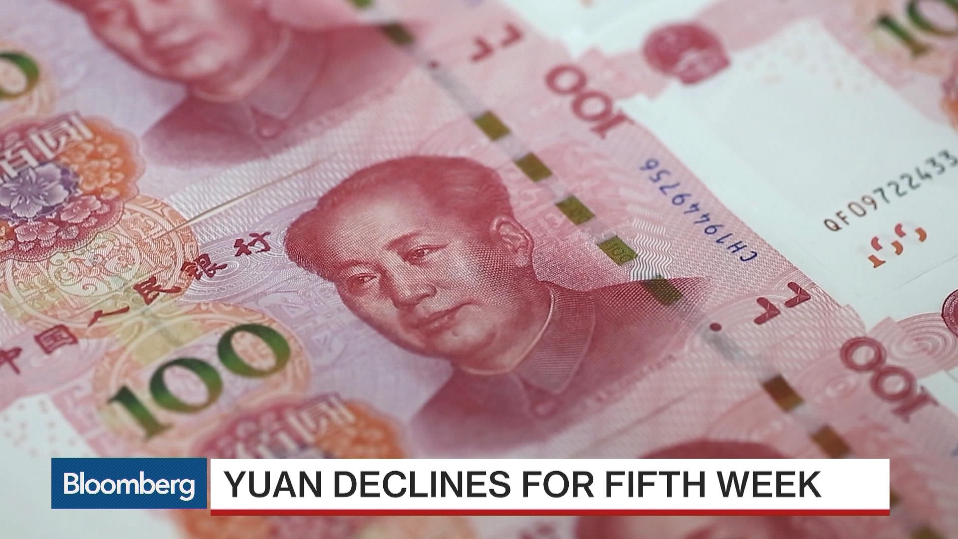 China Stocks Retreat as Yuan Drop, Slowing Economy Spur Selling - Bloomberg