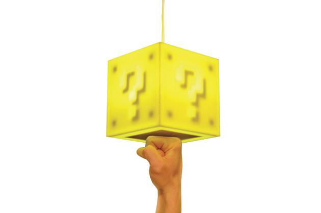 Super Mario Bros. Lamp