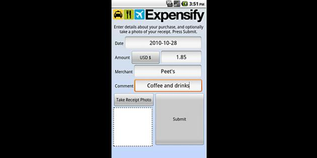 Expense Reports (Expensify)]
