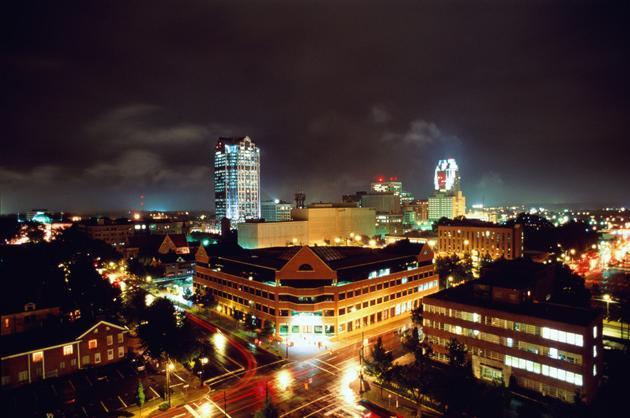 No. 4: Raleigh, N.C.