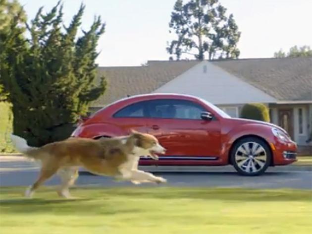 "3. ""The Dog Strikes Back"" -- Volkswagen, 16,452,106 views"
