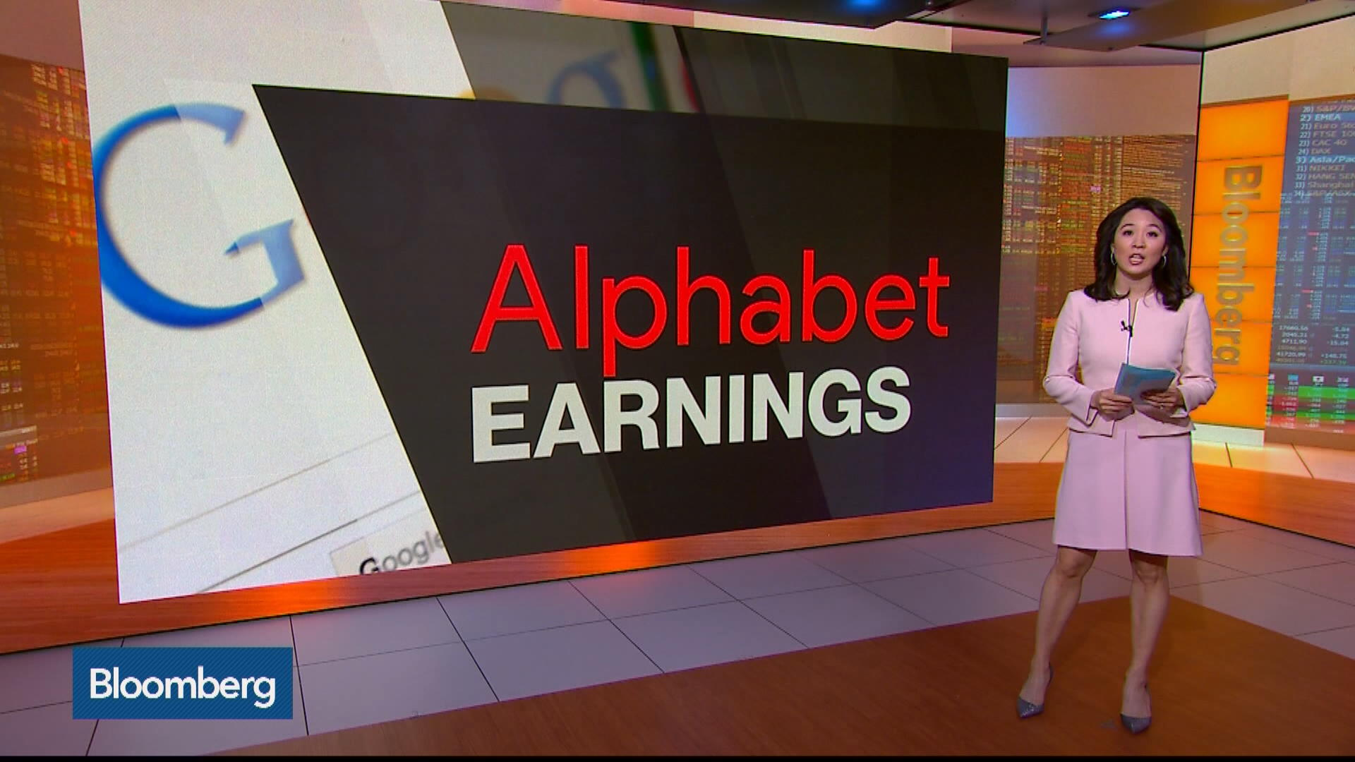 The Numbers Don't Lie: Alphabet Earnings Preview