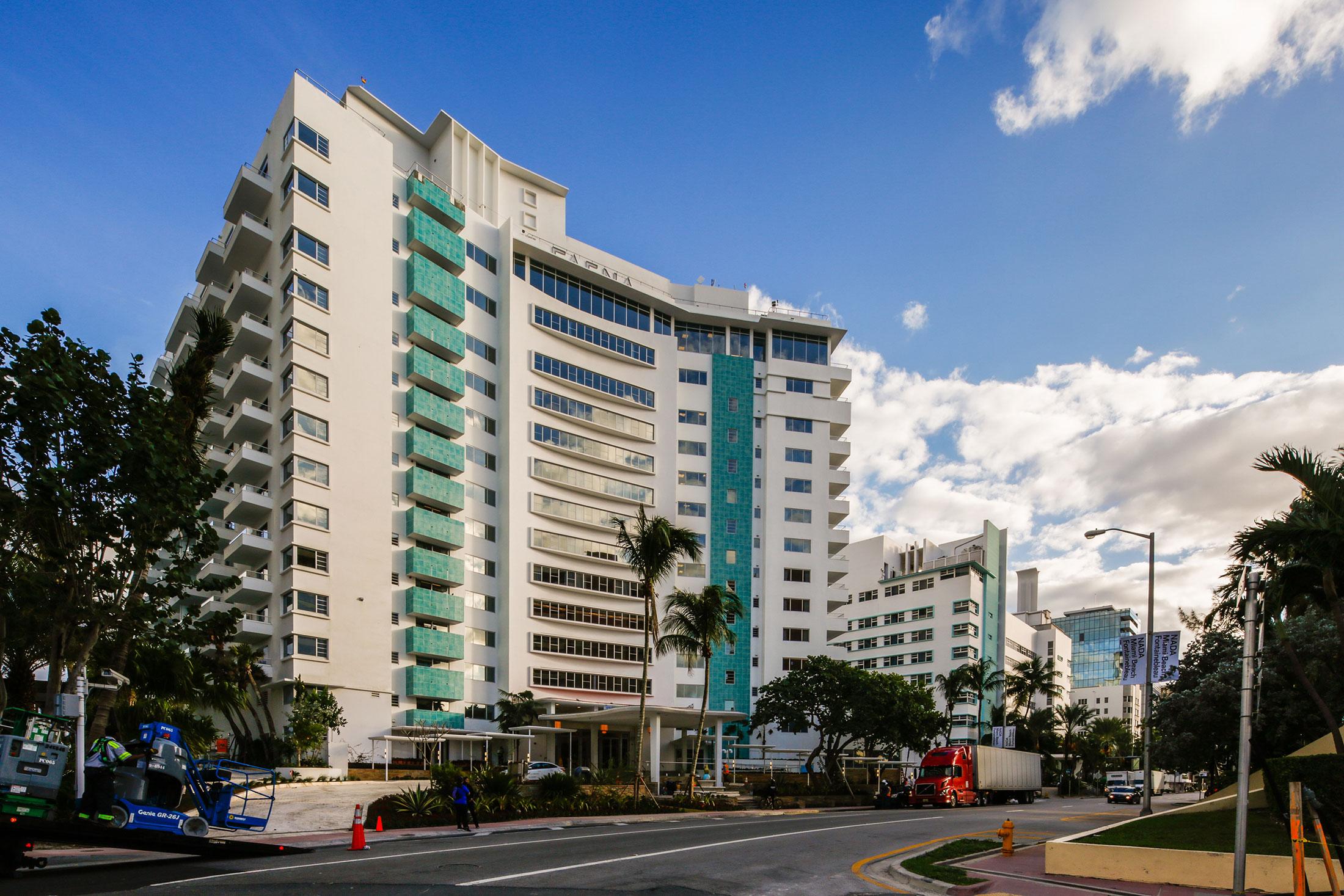 Eden Hotel Miami Beach