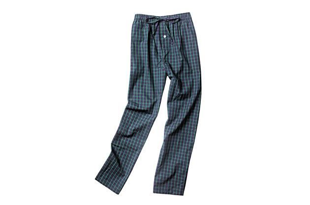 Tommy Hilfiger Ruben flannel men's PJ pants