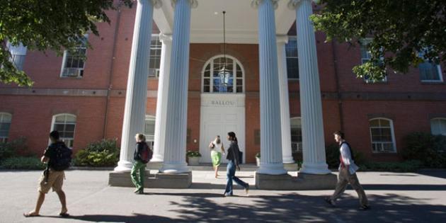 No. 19 Tufts University