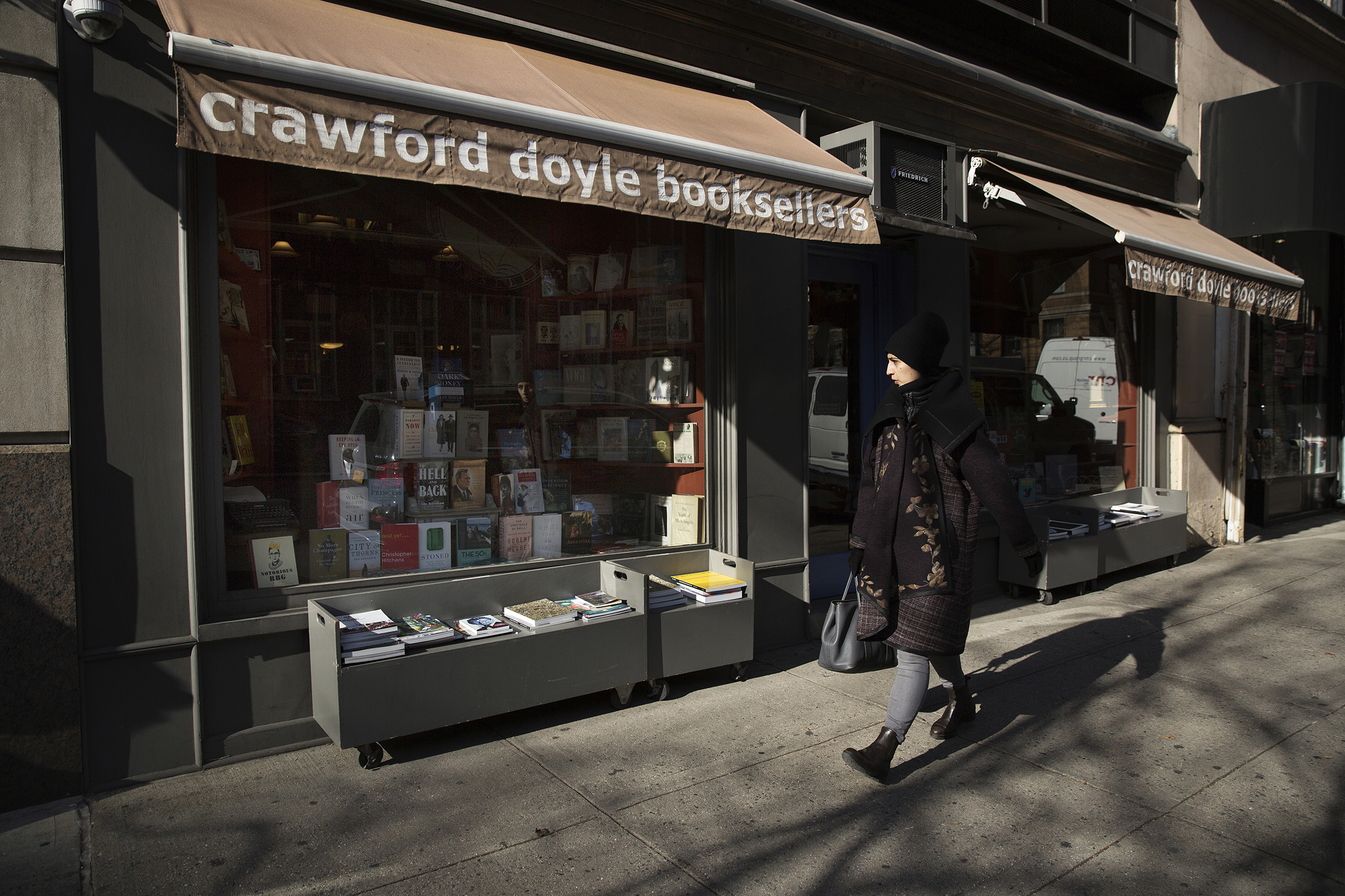 Crawford Doyle Booksellers