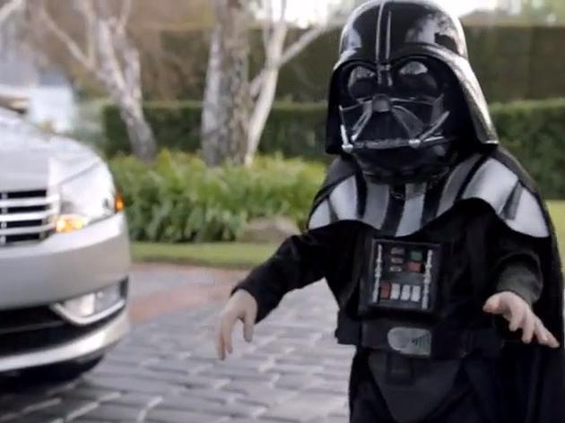 """1. """"The Force"""" -- Volkswagen, 56,012,882 views"""