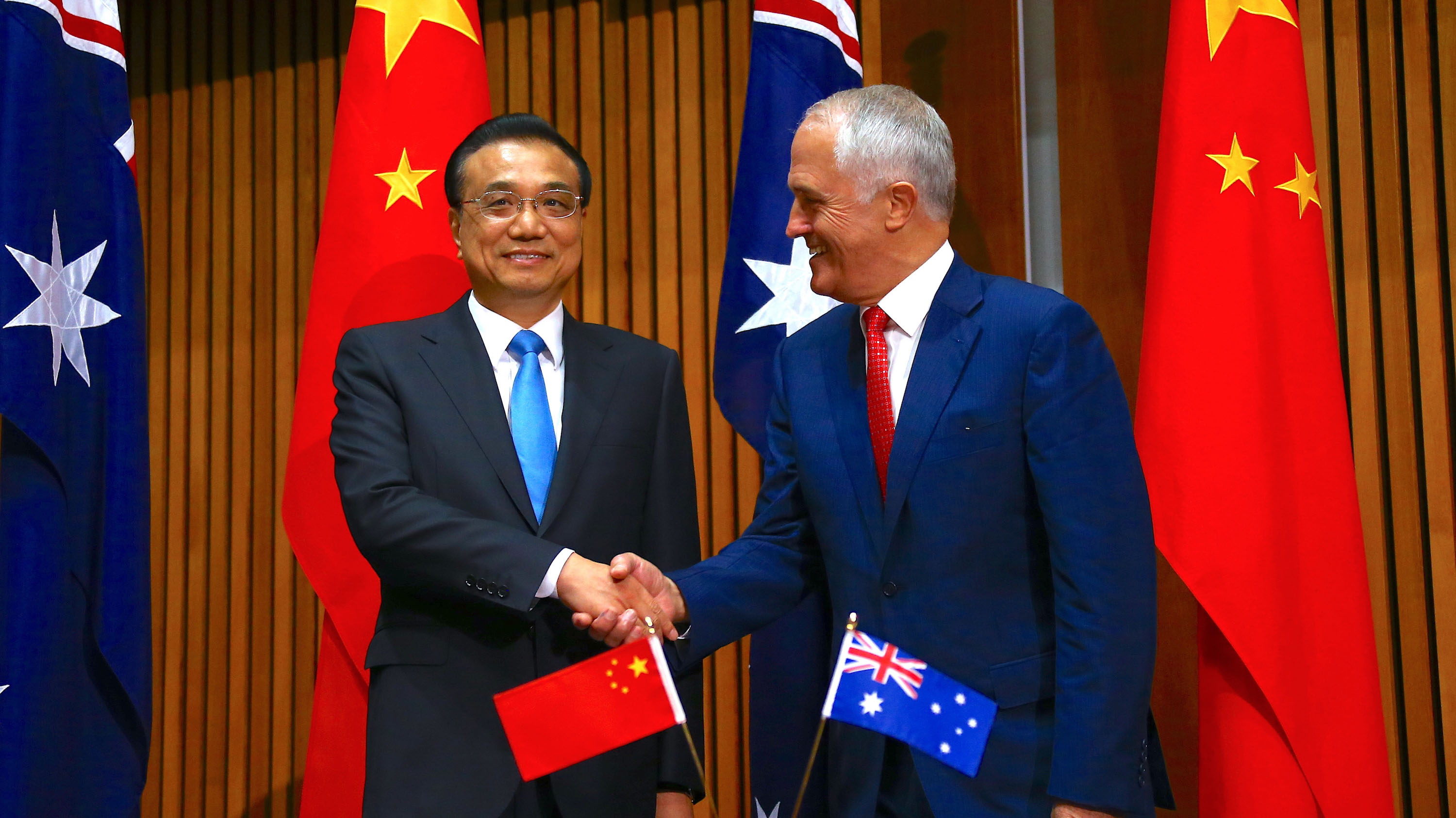 China australia  trade talks resume