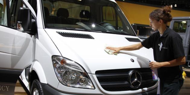 Customized Mercedes-Benz Sprinter