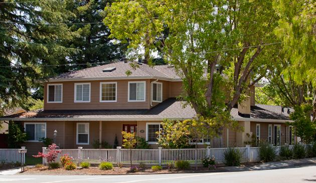 No. 3 Most Expensive Small Town: Los Altos Hills, Calif.