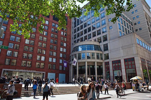 No. 14 New York University Stern School of Business