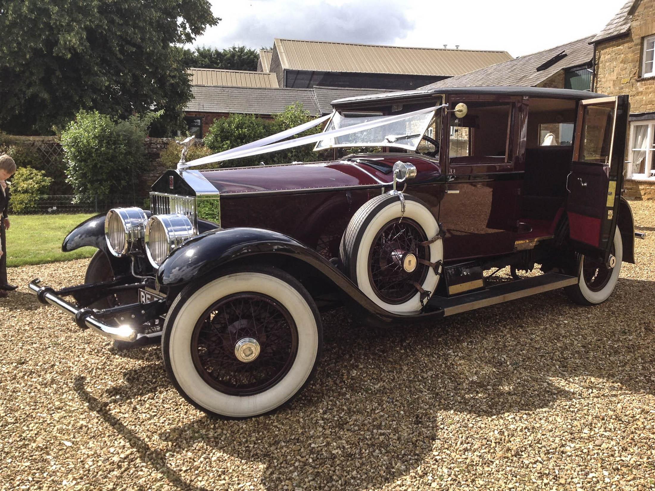 Buy Henry Goldman\'s 1928 Rolls-Royce Limo for $150,000 - Bloomberg ...