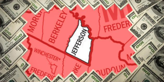 Most property tax paid in West Virginia: Jefferson County