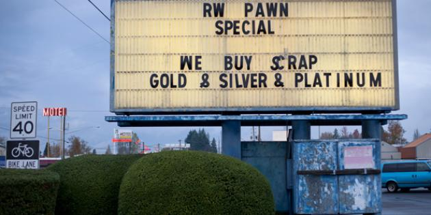 Pawn Valuables