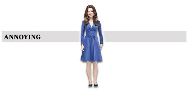 Kate Vinyl Doll