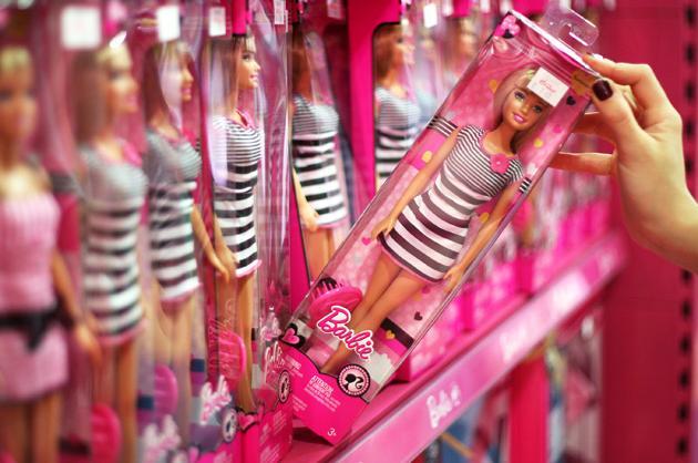 'Math Is Tough' Barbie