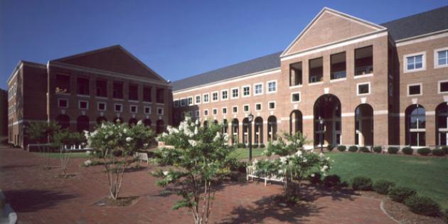 #10 University of North Carolina, Chapel Hill