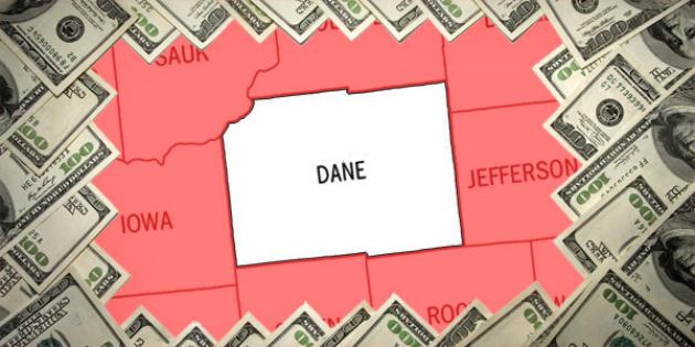 Most property tax paid in Wisconsin: Dane County