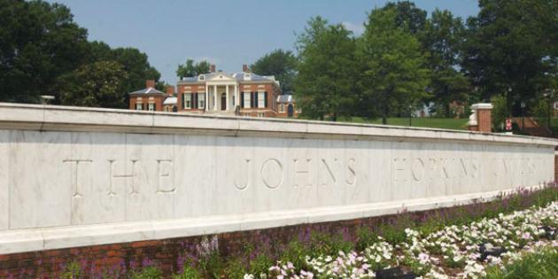 No. 31 Johns Hopkins University