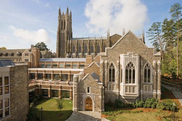 12. Duke University