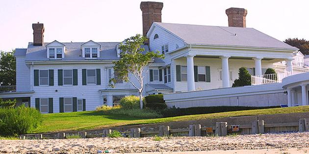 No. 9 Most Expensive Small Town: Sands Point, N.Y.