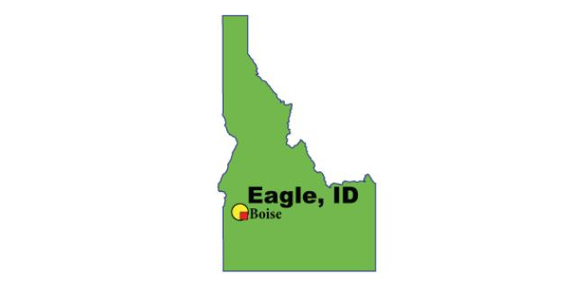 Most Expensive Suburb in Idaho: Eagle