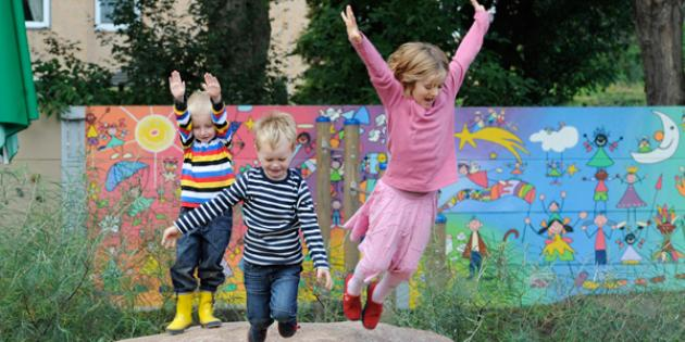 Child Day-Care Services