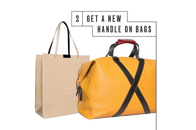 Get a New Handle on Bags