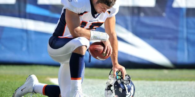 A Short History of Tebowing.com