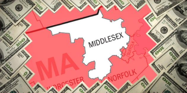 Most property tax paid in Massachusetts: Middlesex County