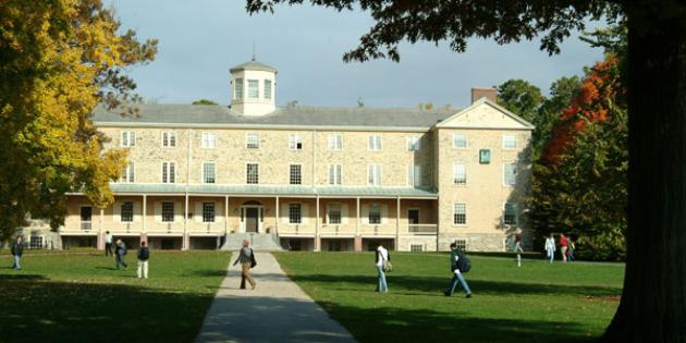 No. 45 Haverford College
