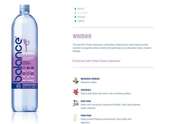 Balance For Women (Water)