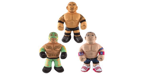 Mattel WWE Brawlin Buddies